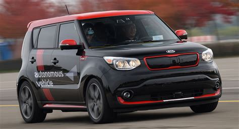 2020 Kia Soul Models by Kia Working On Partially Autonomous Tech To Debut In