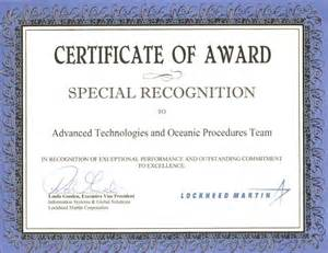 Get new performance certificates certificate templates
