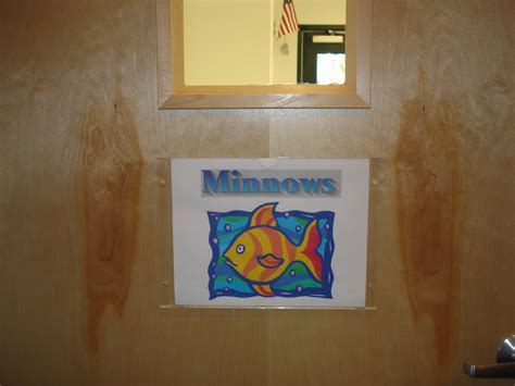 Door Sign Holder by Plastics And Graphics Inc Melbourne Palm Bay Area