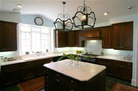 White Slate Countertops Kitchen
