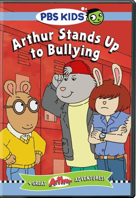 petrocelli an episode guide and much more books pbs arthur stands up to bullying