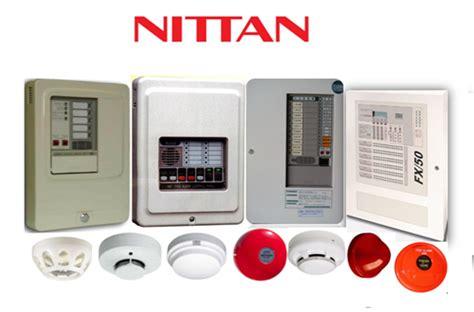 Alarm Bell Nittan alarm nittan pt poyumaru sahanicho teknik indonesia