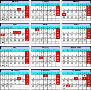 Calendario Laboral Navarra 2018 Calendario Laboral Navarra 2012 Definanzas
