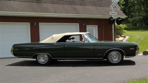 Chrysler 300 Convertible by 1970 Chrysler 300 Convertible T251 Harrisburg 2015