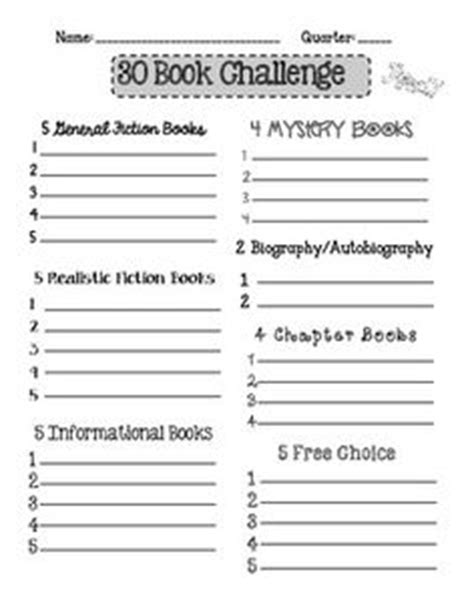 free printable reading log with genre vocabulary ideas can be used like regular four square