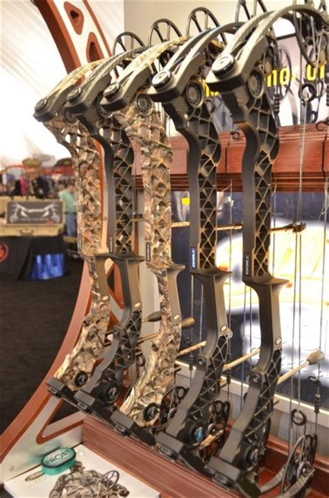 show 2012 new products update from the mathews retailer show new bowhunting