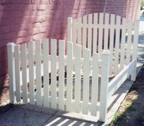 picket fence bed frame picket fence bed bedroom ideas the picket fences and spaces