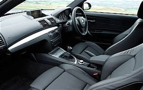 1 Series Coupe Interior by Car Reviews Bmw 1 Series Coupe 135i M Sport The Aa