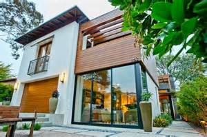textured front facade modern box home wood paneling facades texture and ready to be