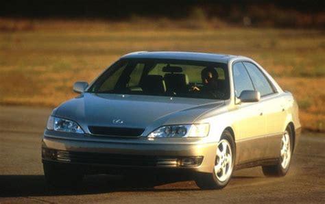 1997 lexus es300 review used 1997 lexus es 300 consumer reviews edmunds