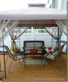 Christmas Tree Shop Gazebo by Diy Newlyweds Diy Home Decorating Ideas Amp Projects We