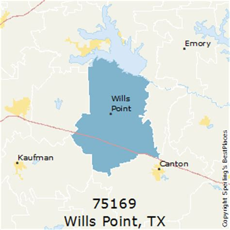 wills point texas map best places to live in wills point zip 75169 texas