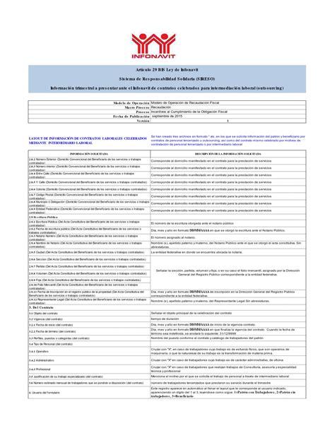 constancia de impuestos infonavit 2015 carta de impuestos infonavit 2015 carta de impuestos