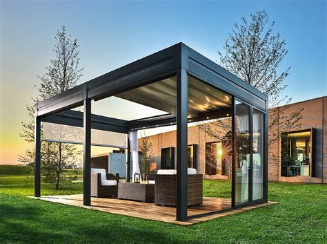 outdoor gazebo designs 22 excellent modern gazebos designs pixelmari