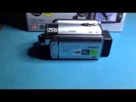 60gb hybrid full spectrum nightvision camcorder by