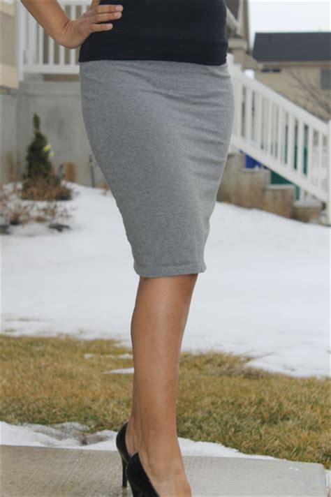 diy knit skirt polished professional 8 easy pencil skirt patterns