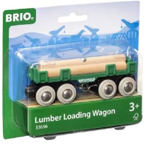 brio wagon brio world lumber loading wagon 33696 buy toys from the