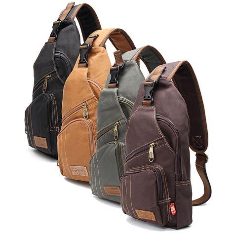 Airwalk Backpack Sling Bag Original canvas sling shoulder chest bag waist pack cross