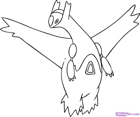 pokemon coloring pages latios how to draw latios step by step pokemon characters