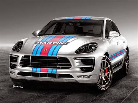 Garage Shop Designs macan in martini livery porsche macan forum
