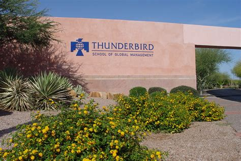 Thunderbird Mba by Struggling Thunderbird Business School Finds A For Profit
