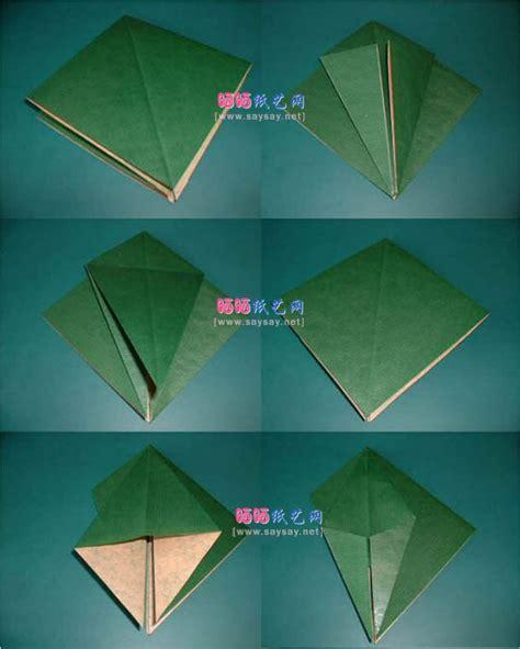 Origami Macaw Parrot Step By Step - manuel sirgo鹦鹉折纸教程 动物折纸 折纸教程 一 晒晒纸艺网