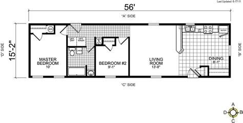 2 bedroom single wide floor plans single wide mobile home floor plans 2 bedroom unique