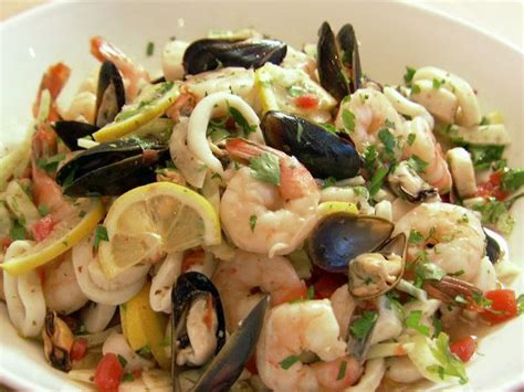 barefoot contessa side dishes italian seafood salad recipe barefoot contessa