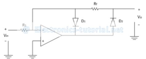 precision diode uses non saturated type precision half wave rectifier electronics tutorial