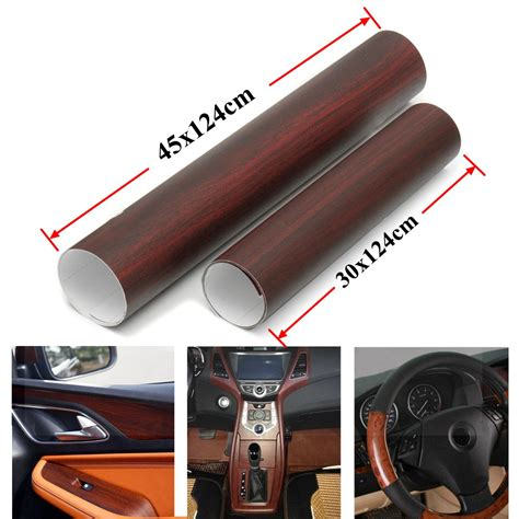 truck interieur styling 30x124cm 45x124cm car styling automotive interior stickers