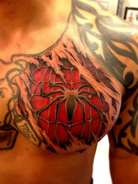 tattoo 3d spiderman 17 best images about tattoo on pinterest anatomical