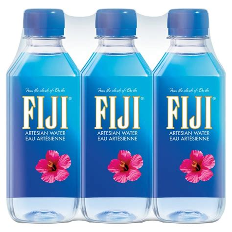 Teh Gelas Kotak 330ml fiji mineral water 6 x 330ml shop