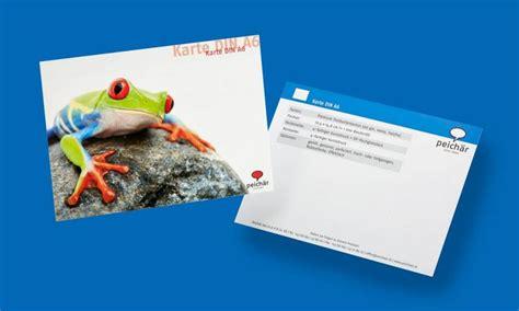 Hochwertige Postkarten Drucken Lassen by Premium Karten Z B Klappkarten Oder Postkarten