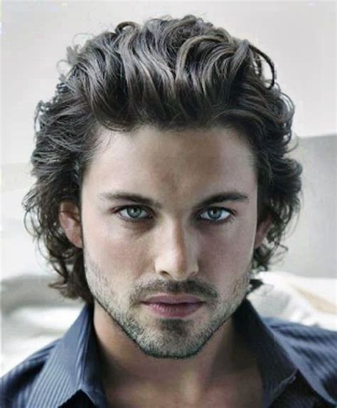 Mens Hairstyles by Flirty Wavy Hairstyles For Hairstyles 2017 Hair