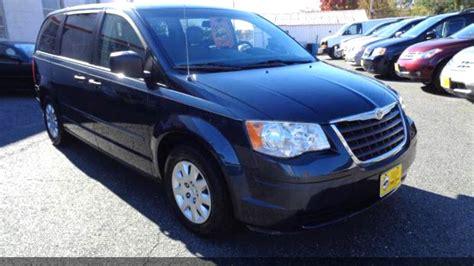 Used Chrysler Minivans For Sale by 2008 Chrysler Town Country Lx Used Minivans For Sale In