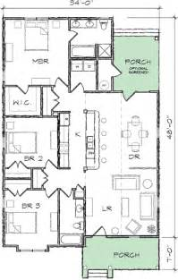 House Plans Narrow Lot Narrow Lot Bungalow House Plan 10035tt Cottage Narrow