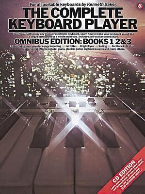 complete keyboard player omnibus edition classic