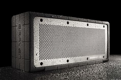 rugged portable speakers braven 855s rugged portable wireless speaker mikeshouts