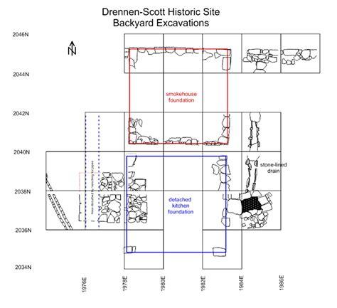 drennen ford the drennen historic site arkansas archeological