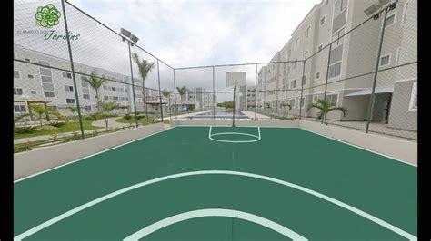 Tour 360° no condomínio Alameda dos Jardins, em Aracaju