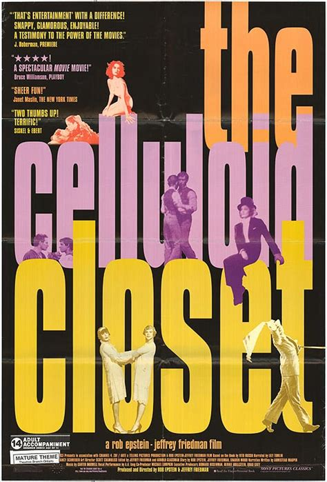 The Celluloid Closet Documentary by Celluloid Closet Posters At Poster Warehouse