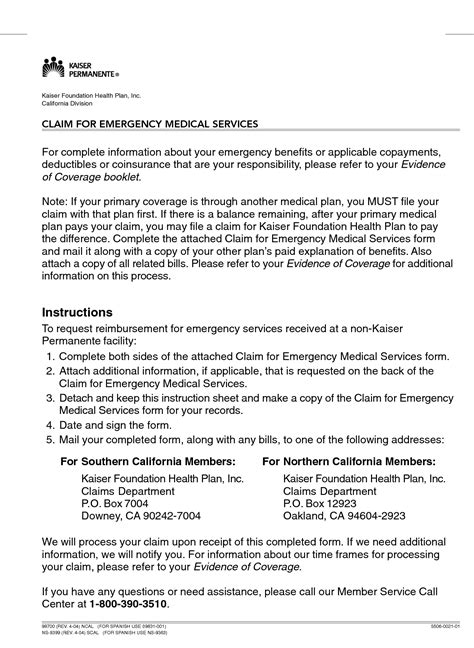 10 Best Images Of Kaiser Doctors Note Form Kaiser Permanente Doctors Note Template Kaiser Kaiser Doctors Note Template