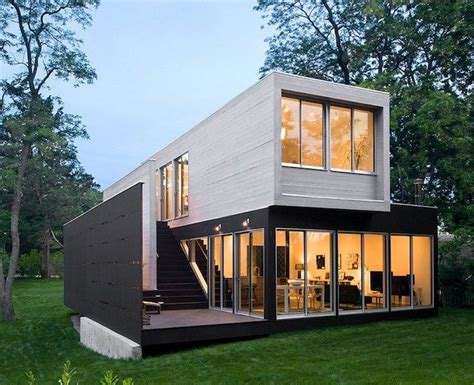 Container Haus by 64 Ideen Zum Thema Modernes Und G 252 Nstiges Container Haus