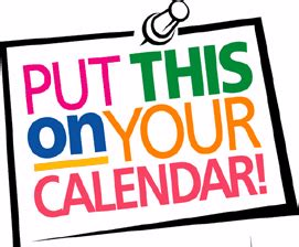 mark your calendars mwcr blog