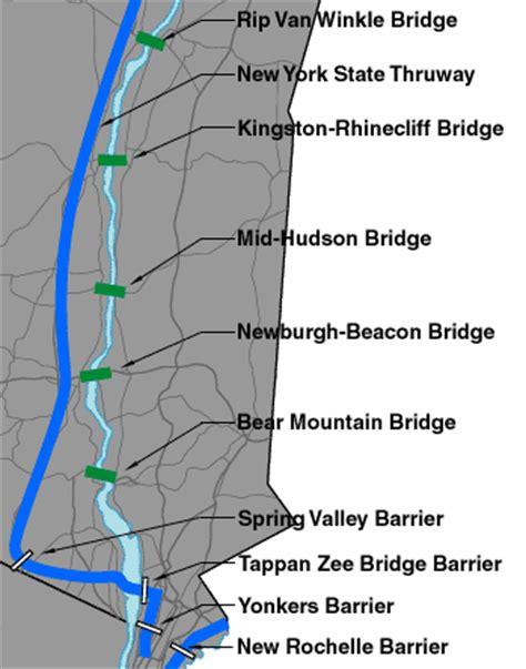 e zpass® new york summary of hudson bridge facilities