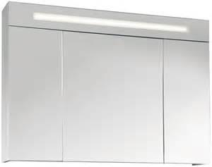 armoire de toilette 3 portes miroir wikilia fr