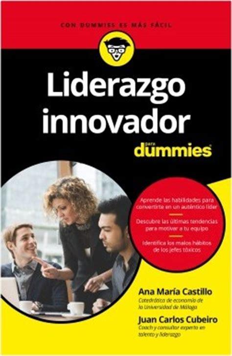 libro palabra de mckenzie descargar liderazgo innovador para dummies pdf y epub al dia libros