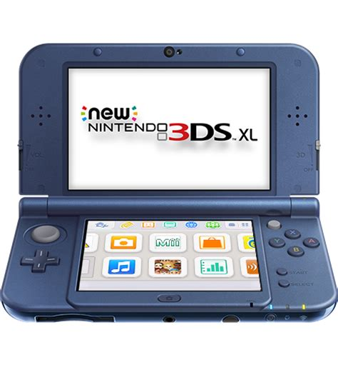 3ds console features nintendo 3ds information details