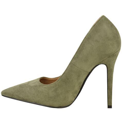 womens perspex clear stiletto high heel sandals
