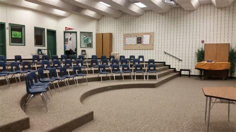 choir room choir room